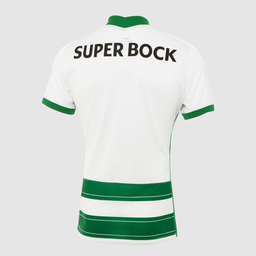Thai Version Sporting CP 21/22 Home Jersey