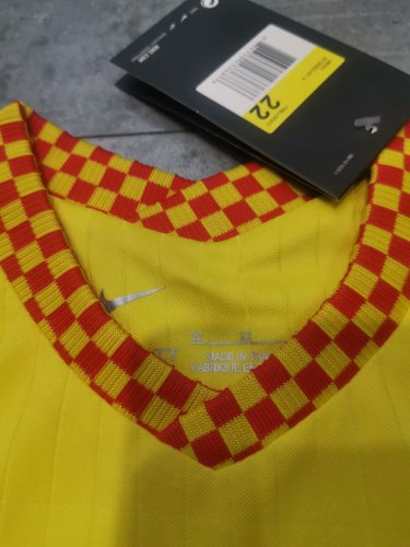 Kids Liverpool 21/22 Third Jersey and Short Kit