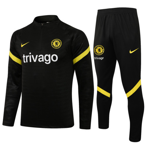 Chelsea 21/22 Drill Tracksuit B462#