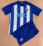 FC Porto 21/22 Home Jersey and Short Kit