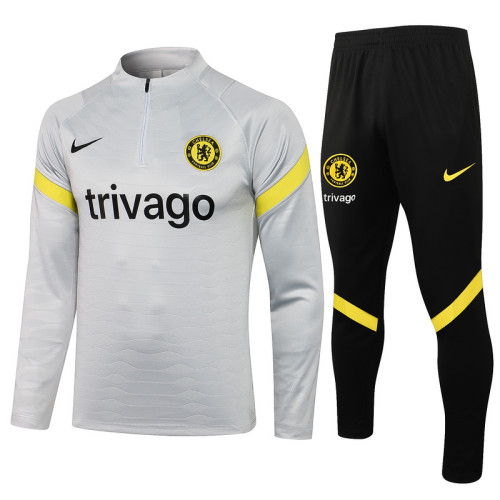 Chelsea 21/22 Drill Tracksuit B470#