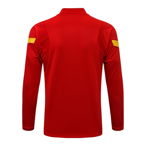 AS Roma 21/22 Drill Tracksuit B477#