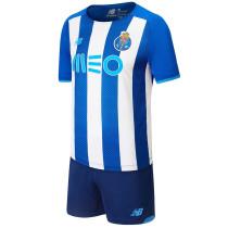 Kids FC Porto 21/22 Home Jersey and Short Kit