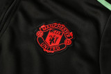 Manchester United 21/22 Drill Tracksuit B475#