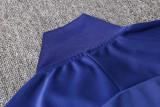 Barcelona 20/21 Jacket Tracksuit Bright Blue A338#