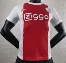 Player Version Ajax 21/22 Home Authentic Jersey