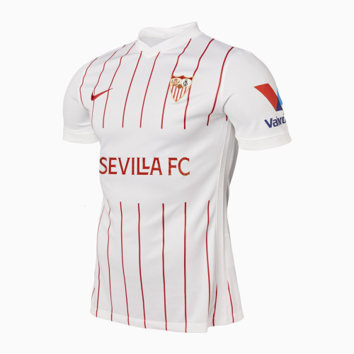 Player Version Sevilla 21/22 Home Authentic Jersey