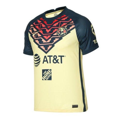 Thai Version Club America 21/22 Home Soccer Jersey
