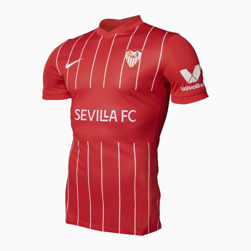 Player Version Sevilla 21/22 Away Authentic Jersey