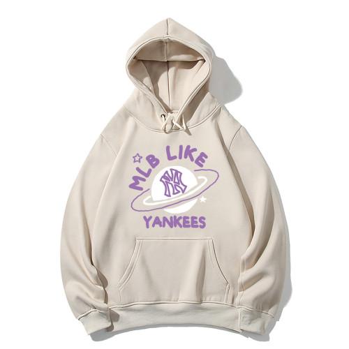Sports Brand Hoodies Apricot pink 2021.7.17