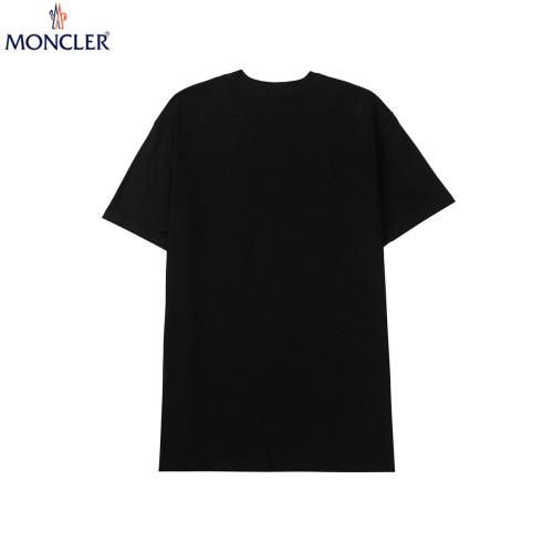 Fashionable Brand T-shirt Black 2021.7.17