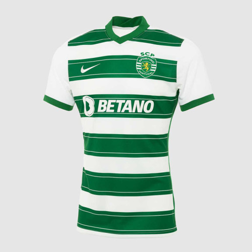Player Version Sporting CP 21/22 Home Authentic Jersey