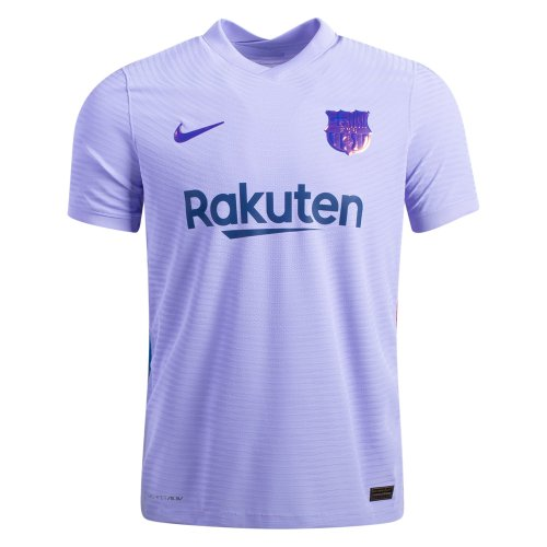 Player Version Barcelona 21/22 Away Authentic Jersey