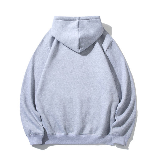 Sports Brand Hoodies Gray 2021.7.17