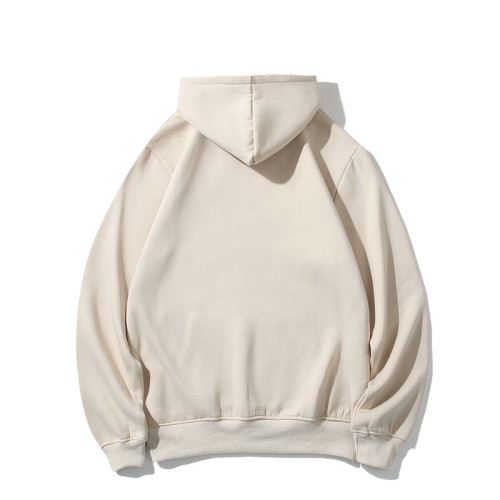 Casual Wear Brand Hoodie Light Pink 2021.7.17