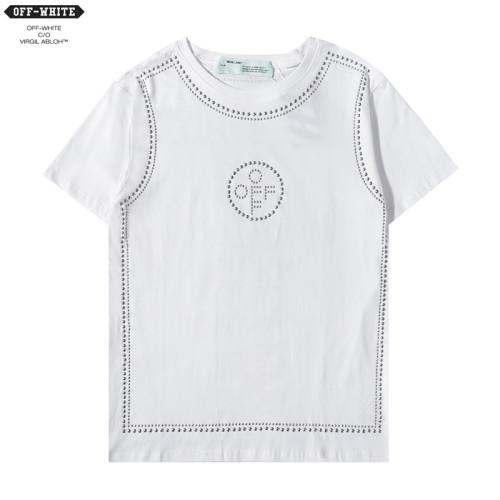 Streetwear Brand T-shirt White 2021.7.17