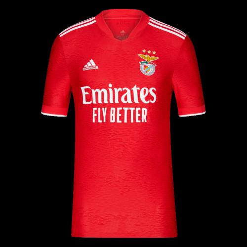 Thai Version Benfica 21/22 Home Soccer Jersey