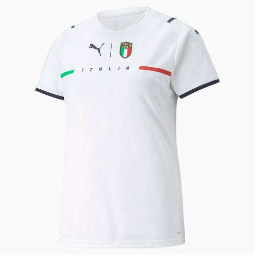 Thai Version Women's Italy 21/22 Away Jersey