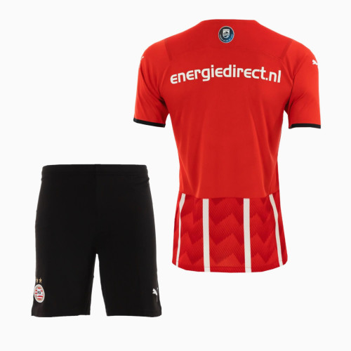 PSV Eindhoven 21/22 Home Jersey and Short Kit