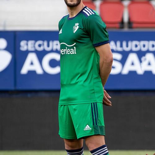 Osasuna 21/22 Away Jersey and Short Kit