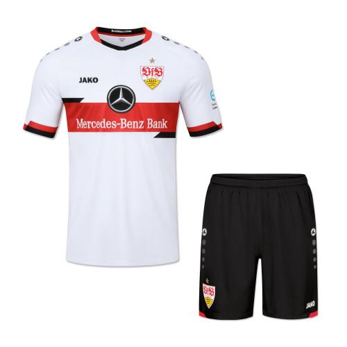 Stuttgart 21/22 Home Jersey and Short Kit