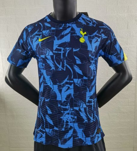 Player Version TOT 21/22 Pre-Match Authentic Jersey