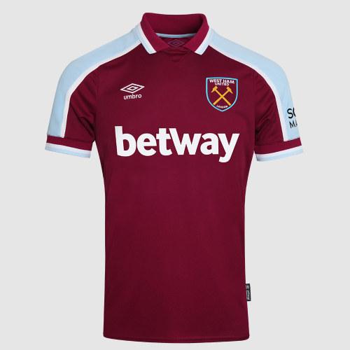 Thai Version West Ham United 21/22 Home Jersey