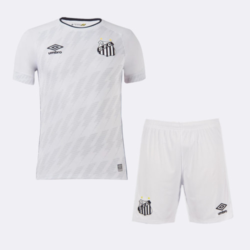 Santos 2021 Home Jersey and Short Kit