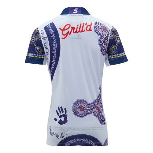 Melbourne Storm 2021 Mens Indigenous Rugby Jersey