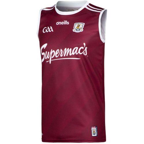 Galway GAA 2019 Men's Home Rugby Vest