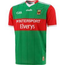 Mayo GAA 2021/2022 Mens 2-Stripe Home Jersey