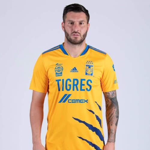 Thai Version Tigres UANL 21/22 Home Jersey