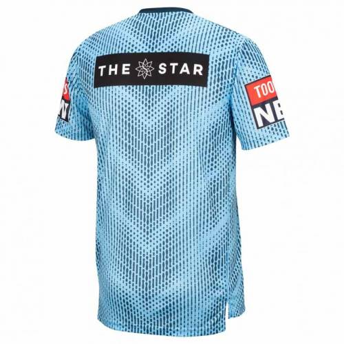 NSW Blues 2021 Men's Training Rugby Jersey