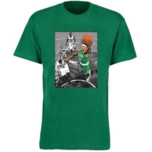 Men's Team Logo Classic T-Shirt - Green