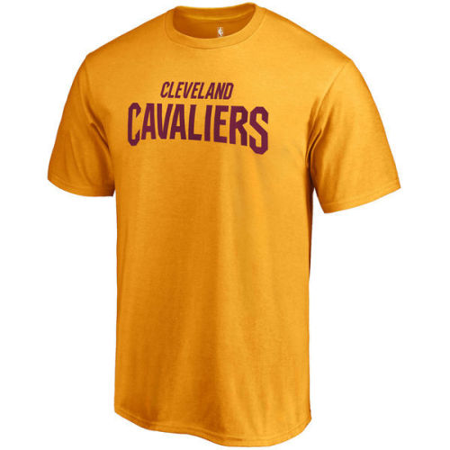 Men's Team Logo Classic T-Shirt - Yellow