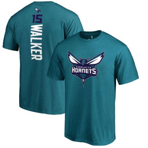 Men's Player Team T-Shirt - Kemba Walker - Blue
