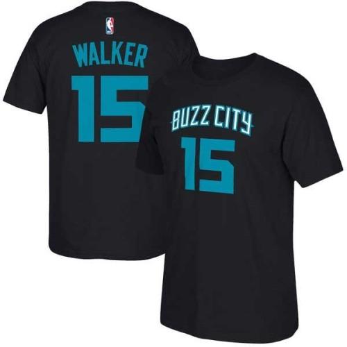 Men's Player Team T-Shirt - Kemba Walker - Black