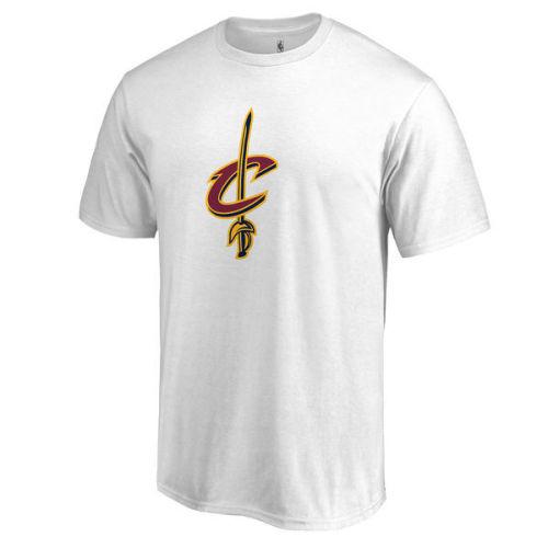 Men's Team Logo Classic T-Shirt - White