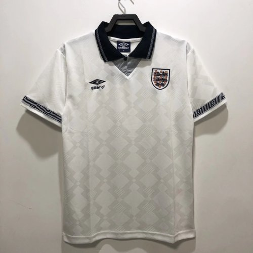 England 1990/1992 Home Retro Jersey