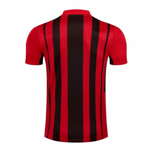AC Milan 21/22 Pre-Match Polo Shirt - Home