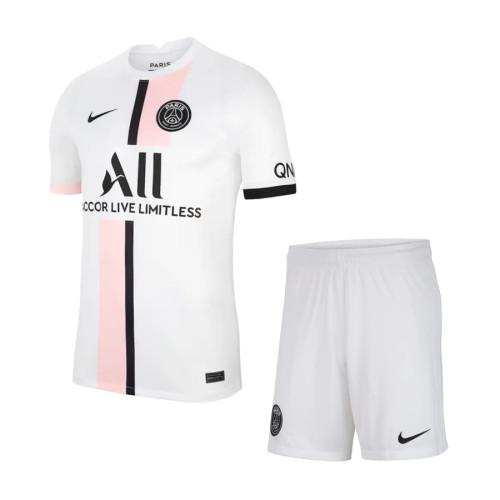 Paris Saint-Germain 21/22 Away Jersey and Short Kit