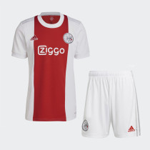 Ajax 21/22 Home Jersey and Short Kit