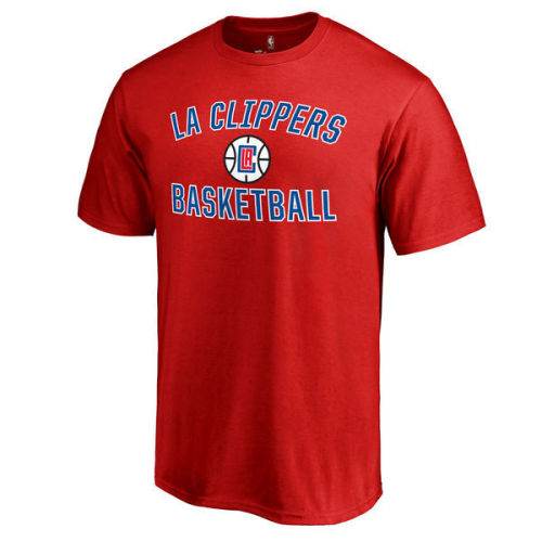Men's Team Logo Classic T-Shirt - Red
