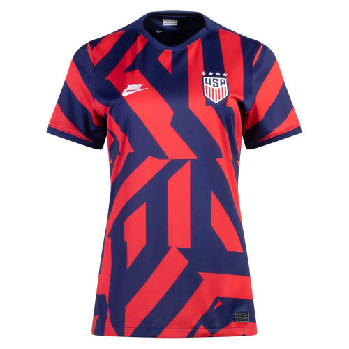 Thai Version Women's USA 21/22 Away Jersey