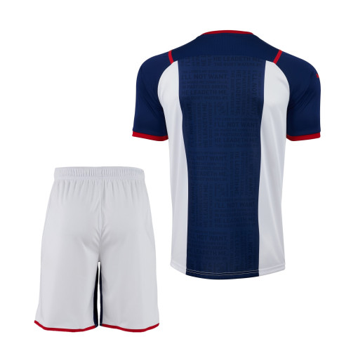 West Bromwich Albion 21/22 Home Jersey and Short Kit