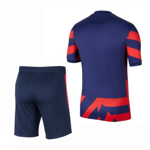 USA 21/22 Away Jersey and Short Kit