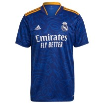 Thai Version Real Madrid 21/22 Away Jersey