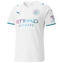 Thai Version Manchester City 21/22 Away Jersey