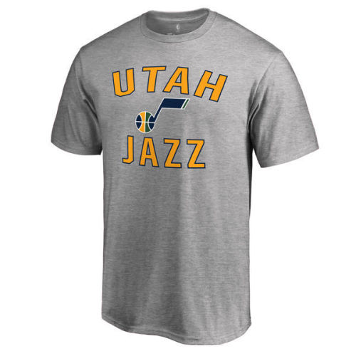 Men's Team Logo Classic T-Shirt - Gray