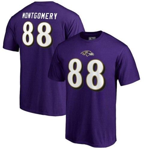 Men's Player Team T-Shirt 037